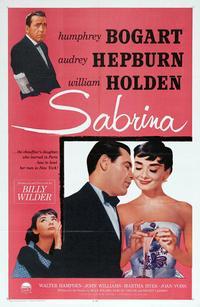 Sabrina - 27 x 40 Movie Poster - Style C