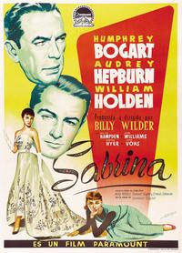 Sabrina - 27 x 40 Movie Poster - Spanish Style A
