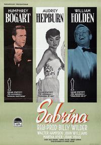 Sabrina - 11 x 17 Movie Poster - Swedish Style A