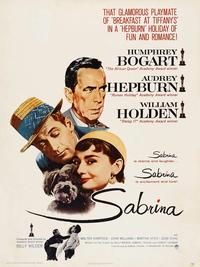 Sabrina - 27 x 40 Movie Poster - UK Style A