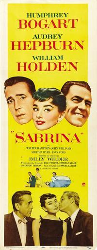 Sabrina - 14 x 36 Movie Poster - Insert Style B