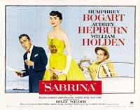 Sabrina - 30 x 40 Movie Poster - Style C