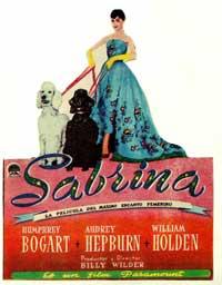 Sabrina - 11 x 17 Movie Poster - Spanish Style B