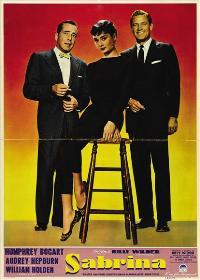 Sabrina - 27 x 40 Movie Poster - Italian Style A