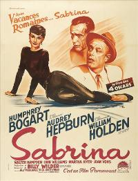 Sabrina - 27 x 40 Movie Poster - French Style A