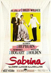 Sabrina - 11 x 17 Movie Poster - Style G