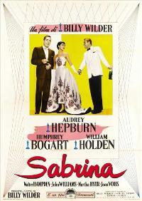 Sabrina - 27 x 40 Movie Poster - Style E