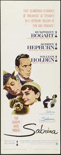 Sabrina - 14 x 36 Movie Poster - Insert Style C
