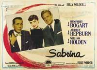 Sabrina - 27 x 40 Movie Poster - Italian Style B