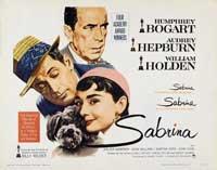 Sabrina - 22 x 28 Movie Poster - Half Sheet Style A