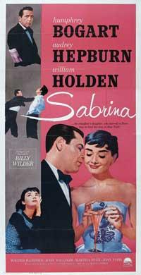 Sabrina - 20 x 40 Movie Poster - Style B