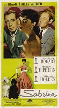 Sabrina - 20 x 40 Movie Poster - Style C