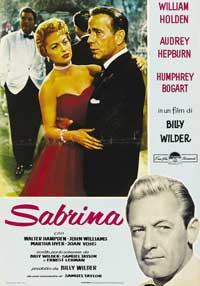 Sabrina - 27 x 40 Movie Poster - Style G