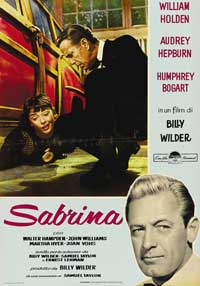 Sabrina - 11 x 17 Movie Poster - Style J