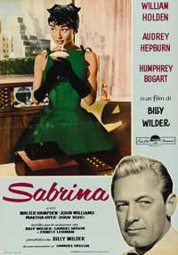 Sabrina - 11 x 17 Movie Poster - Style K