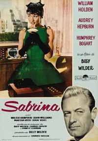 Sabrina - 27 x 40 Movie Poster - Style I
