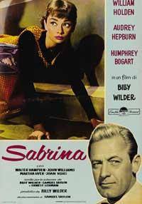 Sabrina - 27 x 40 Movie Poster - Style J