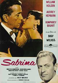 Sabrina - 11 x 17 Movie Poster - Style M