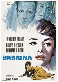 Sabrina - 11 x 17 Movie Poster - Spanish Style D