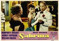 Sabrina - 11 x 14 Movie Poster - Style C