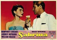 Sabrina - 11 x 14 Movie Poster - Style E