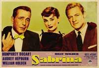 Sabrina - 11 x 14 Movie Poster - Style G