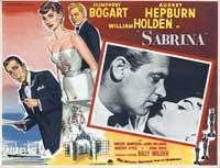 Sabrina - 11 x 14 Movie Poster - Style J