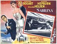 Sabrina - 11 x 14 Movie Poster - Style K