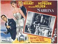 Sabrina - 11 x 14 Movie Poster - Style M