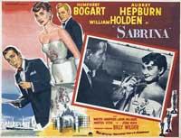 Sabrina - 11 x 14 Movie Poster - Style N