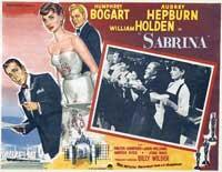 Sabrina - 11 x 14 Movie Poster - Style O