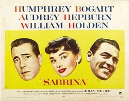 Sabrina - 11 x 14 Movie Poster - Style P