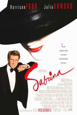 Sabrina - 27 x 40 Movie Poster - Style A