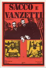 Sacco & Vanzetti - 27 x 40 Movie Poster - French Style A