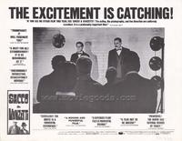 Sacco & Vanzetti - 11 x 14 Movie Poster - Style C