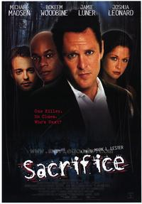 Sacrifice - 43 x 62 Movie Poster - Bus Shelter Style A