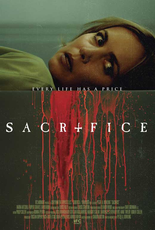 Sacrifice Movie Posters From Movie Poster Shop