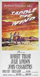 Saddle the Wind - 20 x 40 Movie Poster - Style A