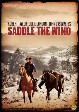 Saddle the Wind - 11 x 17 Movie Poster - Style A