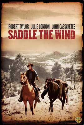Saddle the Wind - 27 x 40 Movie Poster - Style A
