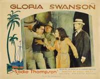 Sadie Thompson - 11 x 14 Movie Poster - Style A