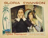 Sadie Thompson - 11 x 14 Movie Poster - Style B