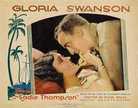 Sadie Thompson - 11 x 14 Movie Poster - Style C