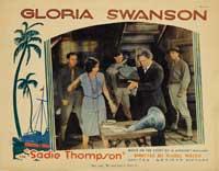 Sadie Thompson - 11 x 14 Movie Poster - Style D
