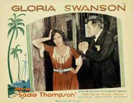 Sadie Thompson - 11 x 14 Movie Poster - Style E