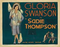 Sadie Thompson - 22 x 28 Movie Poster - Half Sheet Style A