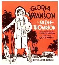 Sadie Thompson - 11 x 17 Movie Poster - Style C