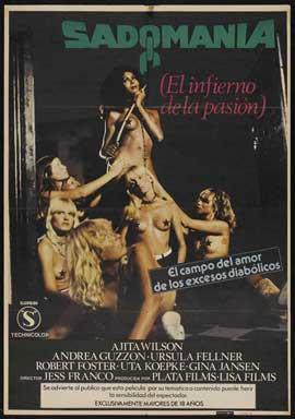 Hellhole Women - 27 x 40 Movie Poster - Spanish Style B