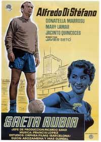 Saeta Rubia - 27 x 40 Movie Poster - Spanish Style A