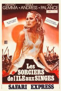 Safari Express - 27 x 40 Movie Poster - Belgian Style A